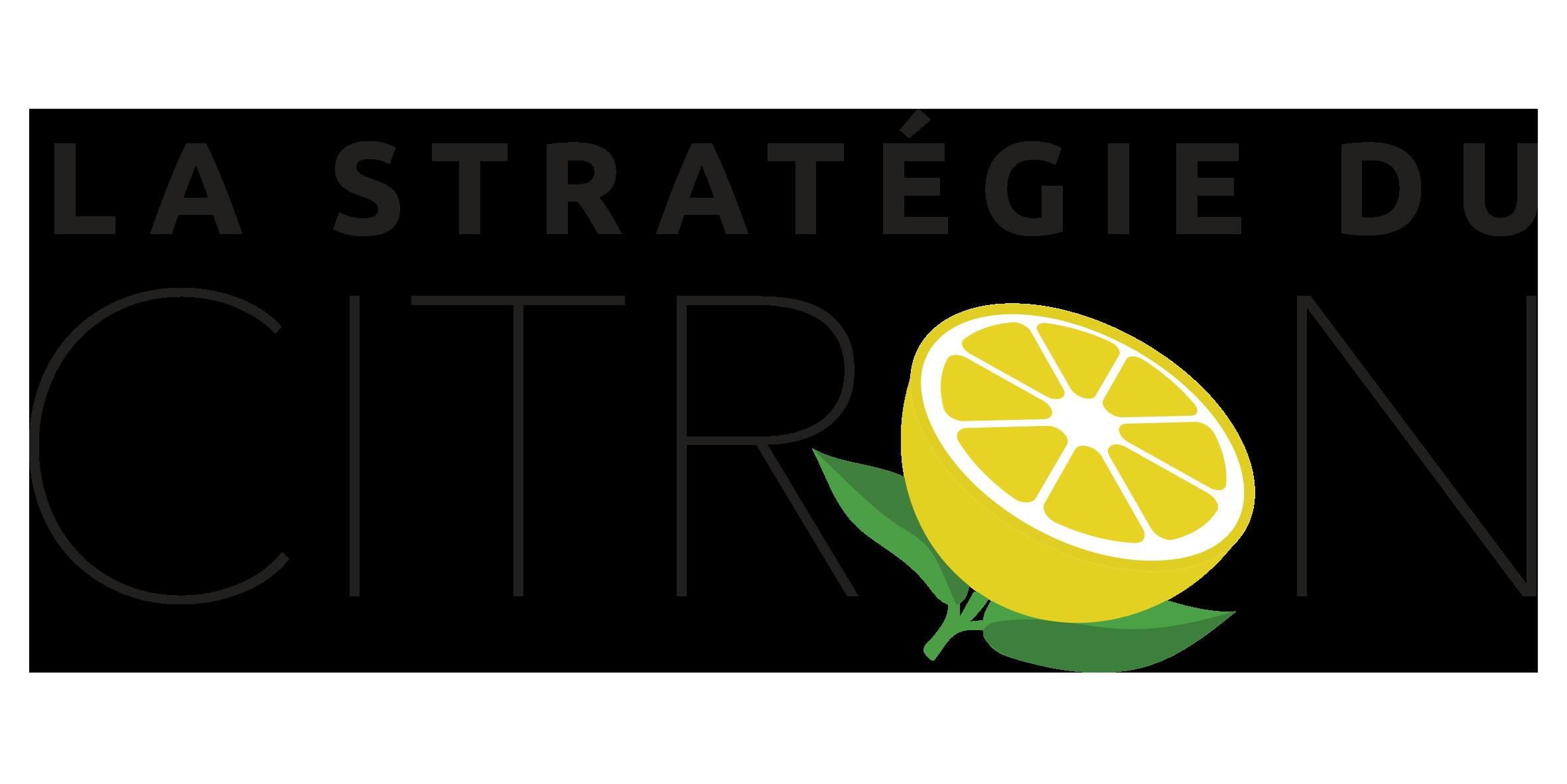 La Stratégie du citron